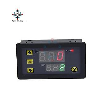Dual Led Display Digital Time-relay Cycle Timer Relay Control Switch