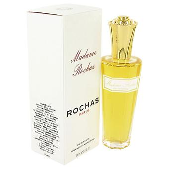 Madame Rochas Eau De Toilette Spray By Rochas 3.4 oz Eau De Toilette Spray