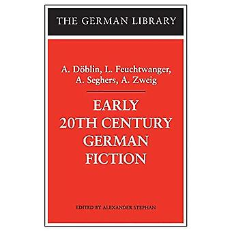Early 20th Century German Fiction, Vol. 67