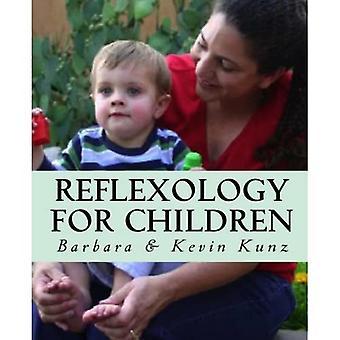 Reflexología para niños