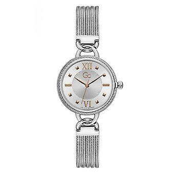 Bekijk GC Horloges Gc CableTwist Y67001L1MF - Dames SWISS MOVEMENT Watch