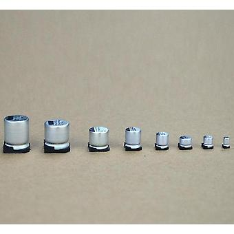10pcs- Smd Electrolytic Capacitor