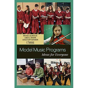 Modelli di programmi musicali di MENC The National Association for Music Education