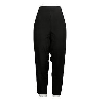 Lisa Rinna Collection Petite Leggings Basic Zwart A389302