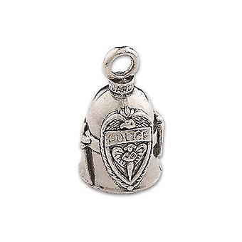 Guardian Bell, Metal, Police, Badge, Shield, Motorcycle Rider, Biker