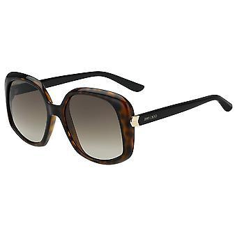 جيمي تشو أمادا / S 086/HA الظلام هافانا / براون النظارات الشمسية التدرج