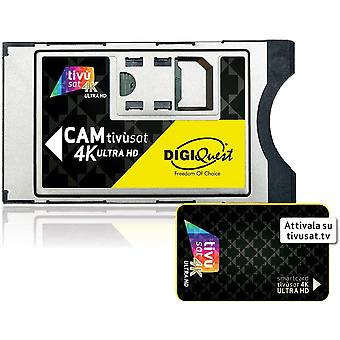 Wokex CAM Tiv'sat 4K Ultra HD