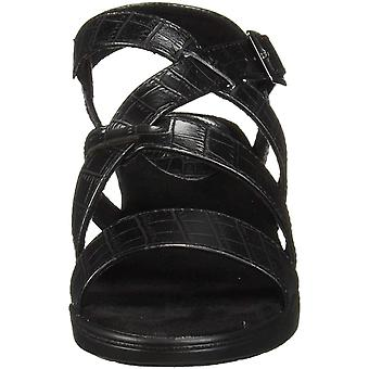 Easy Street Women's Shoes Gretchen Open Toe Casual Strappy Sandals