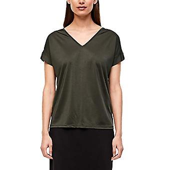 s.Oliver BLACK LABEL 150.10.006.12.130.2038887 T-Shirt, 7912, 40 Donna