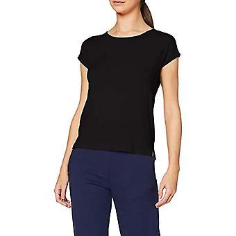 Trigema 542206 T-Shirt, Svart (Schwarz 008), M Kvinna
