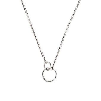 """OELANI - Necklace with women's pendant, in silver 925 """"Circle"""