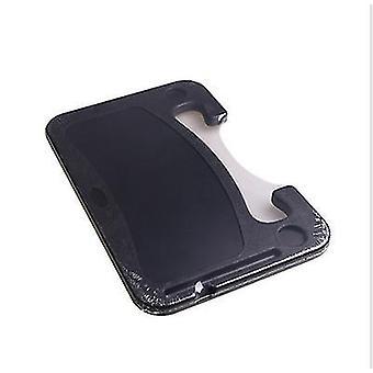 Musta monikäyttöinen kannettava auton tarjotin x701