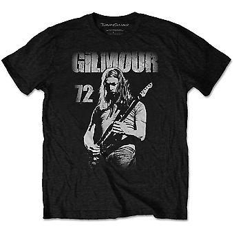 David Gilmour - 72 Men's Large T-Shirt - Black
