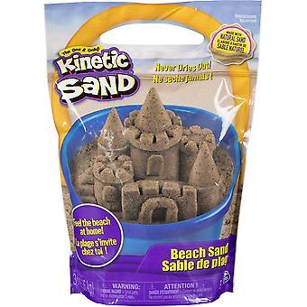 Kinetic Sand 3lb Beach Sand Bag (Brown)