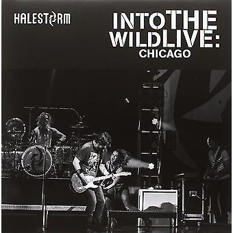 Halestorm - Into The Wild Live: Chicago Vinyl
