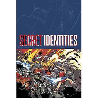 Secret Identities Volume 1