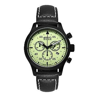 BWC Swiss - Wristwatch - Men - Quartz - 20017.54.44