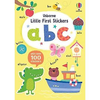 Little First Stickers ABC by Felicity BrooksFelicity Brooks