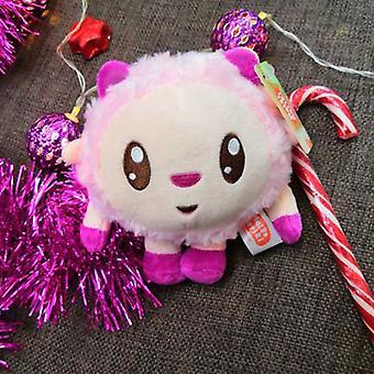 Sarjakuva kani lammas, pehmas, vauvan leikkikaveri,,, syntymäpäivä joulu