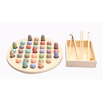 Toys Wooden Magnetic Fishing Kids Early Learning Educational Toys  Toys