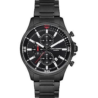 Reloj de pulsera Lee Cooper Hombre Edgar LC07179,650 Noir