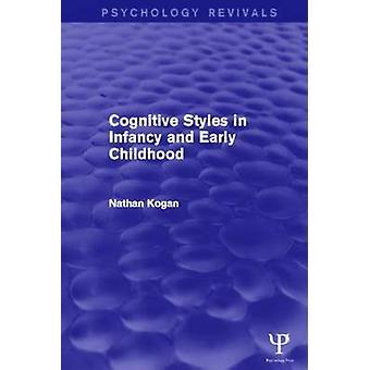 Cognitieve stijlen in de kindertijd en vroege kindertijd psychologie revivals