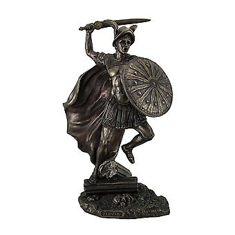 Perseus Greek Hero & Slayer of Monsters Highly Detailed Bronze Finish Statue