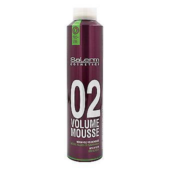 Permanent Fargestoff Proline 02 Volumen Mousse Salerm 002 (300 ml)
