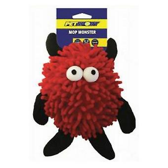Petsport Mop Monster Dog Toy - 1 Pack (Assorted Colors)