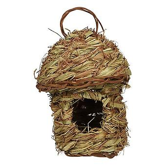 Prevue Finch All Natural Fiber Covered Pagoda Nest - 1 count