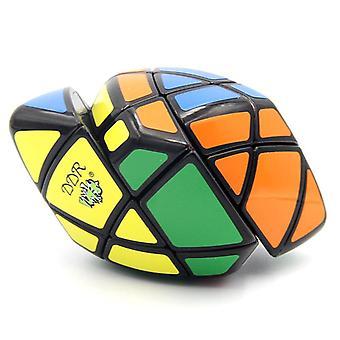 ציר רומבוס קסם קוביה Hexahedron יהלום מהירות פאזל אנטיסטרס המוח טיזרים חינוכי