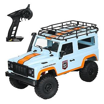 Toy cars 2.4G 1/12 4wd rtr rc car for land rover 70 anniversary edition vehicle model|rc trucks blue
