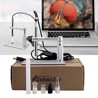 Andonstar 500x Usb Hd Digital Electronic Microscope Electronic Magnifier
