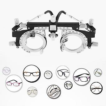 調節可能な眼の検眼法の金属フレーム光学光学光学的な試用レンズフレーム