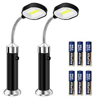 Gohope 2 Pack Bbq Grill Lights Base Magnética Super-bright Led Lights