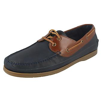 Mens Anatomic Viana Lace Up Boat Shoe