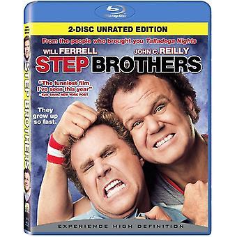 Step Brothers [BLU-RAY] USA tuonti