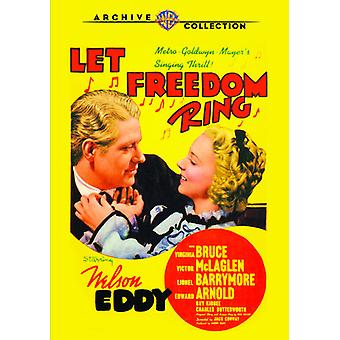 Let Freedom Ring [DVD] USA import