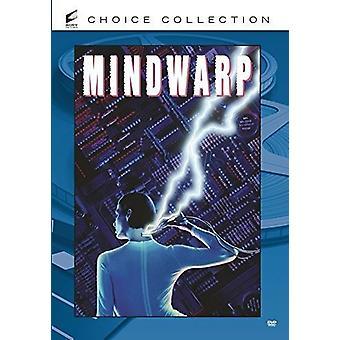 Mindwarp [DVD] USA import