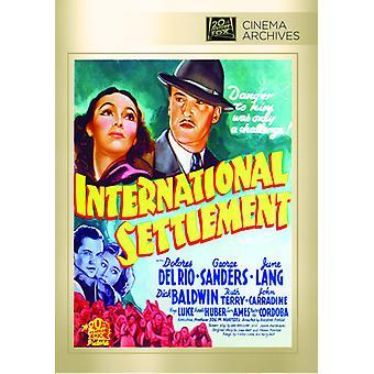 Internationale regeling [DVD] USA import