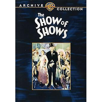 Show of Shows [DVD] USA import