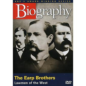 Earp Brothers [DVD] USA import