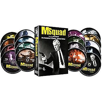 M Squad: The Complete Series [DVD] USA import