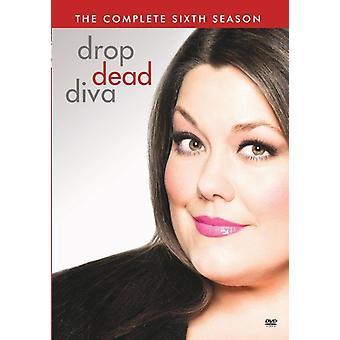 Drop Dead Diva: Zesde seizoen [DVD] USA import