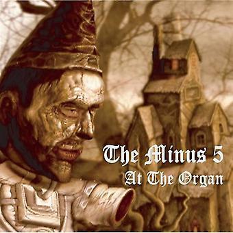 Minus 5 - At the Organ EP [CD] USA import
