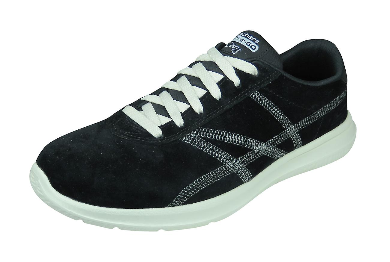 online here so cheap quality design Skechers On The Go City Posh Womens Walking Trainers - Black