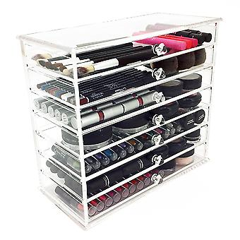 OnDisplay Caitlyn 7 Tier Acryl Kosmetik/Make-up Organizer