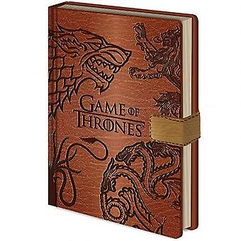 Game of Thrones Premium Notebook