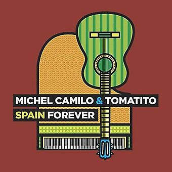 Camilo/Tomatito - Spain Forever [CD] USA import
