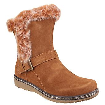 Fleet & Foster Womens Budapest Winter Boot Tan